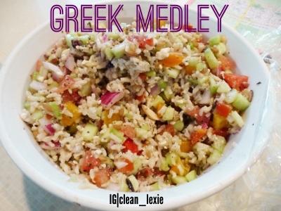 Greek Medley
