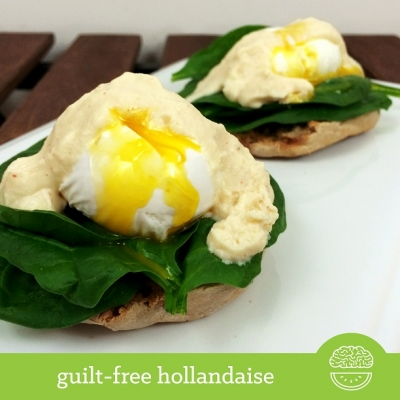 Guilt-Free Hollandaise