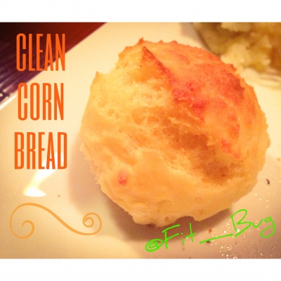 Healthy Corn Bread Muffins