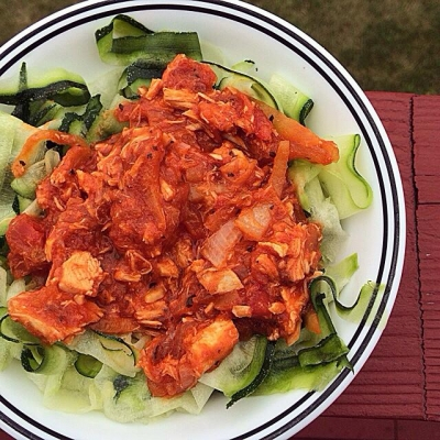 Healthy Low Carb Pasta