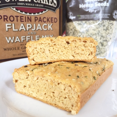 Hemp Seed Protein Bread