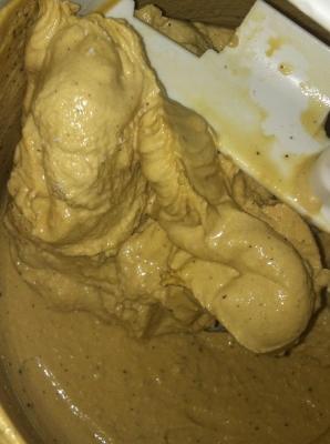 High Protein Coffee Ice Cream