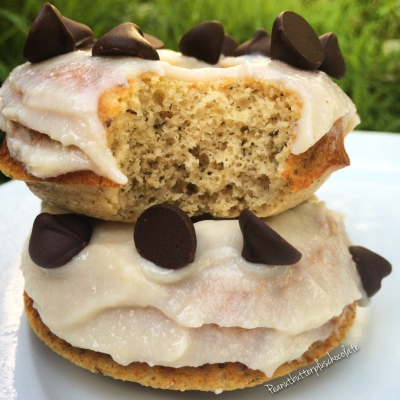 Holy Cannoli Protein Donuts