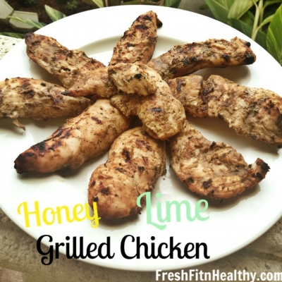Honey Lime Chicken