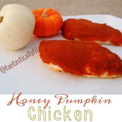Honey Pumpkin Chicken