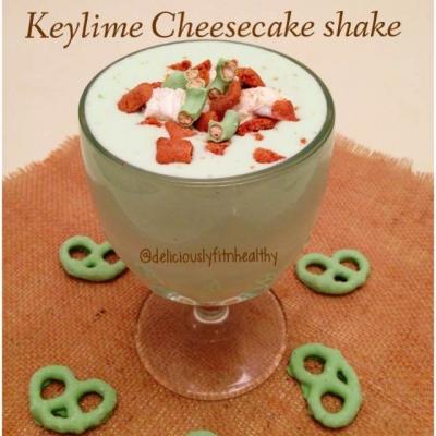 Keylime Cheesecake Protein Shake