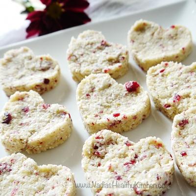 Lemon Energy Cookies
