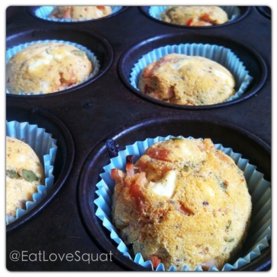 Low Carb Protein Muffins!