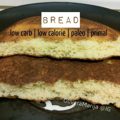 Low Carb/Calorie Primal/Paleo Bread