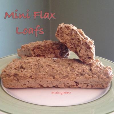 Mini Flax Loafs