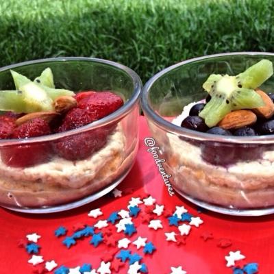 Mini Protein Cheesecake