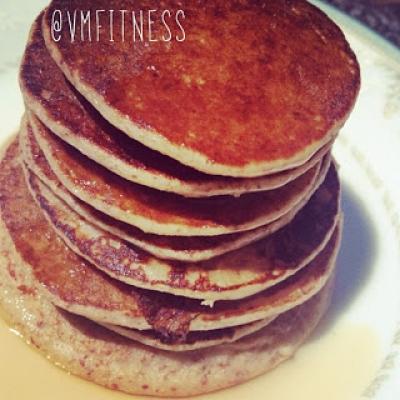 Nomcake Pancakes