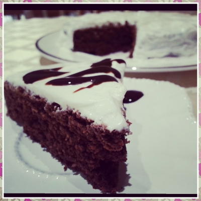 Not-So-Red-At-All Red Velvet Chocolate Cake