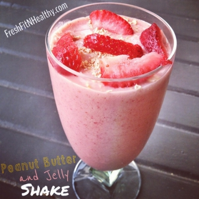 Pb and Jelly Shake