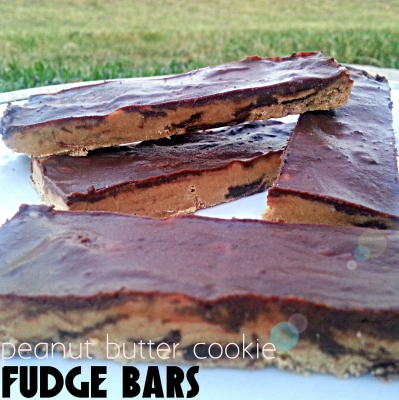 Peanut Butter Cookie Fudge