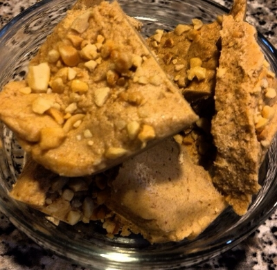 Peaut Butter Protein Fudge