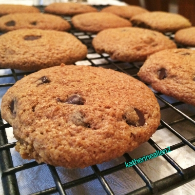 Perfectly Moist and Chewy Chocolate Chip Cookies