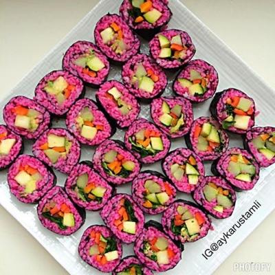 Pink Sushi