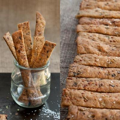 Plant Based Crackers