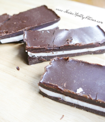 Protein Chocolate Slabs