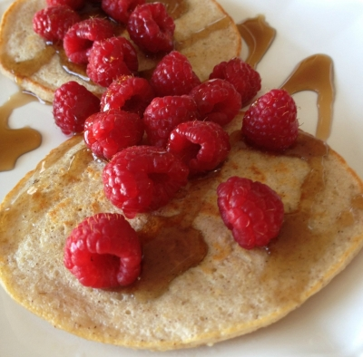 Protein Packed Low-Carb Pancakes (No Powder)