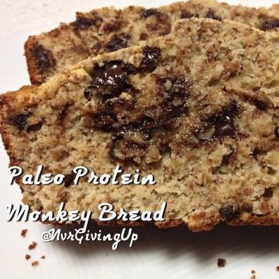Protein Paleo Monkey Bread