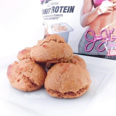 Protein Peanut Butter Cookie Puffs