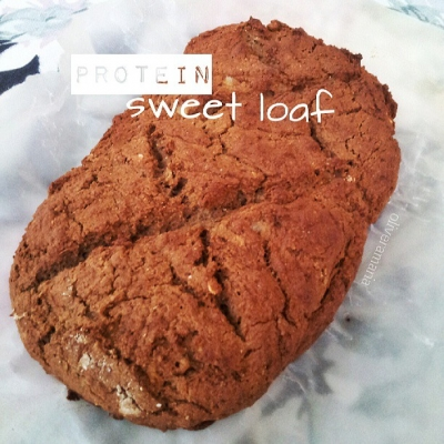 Protein Sweet Loaf
