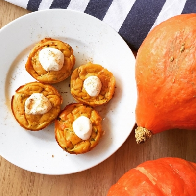 Pumpkin Pan-Cakes