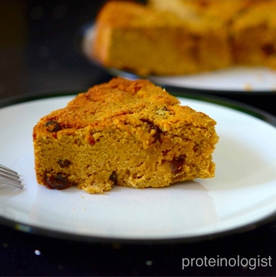 Pumpkin Pb Raisin Protein Scones