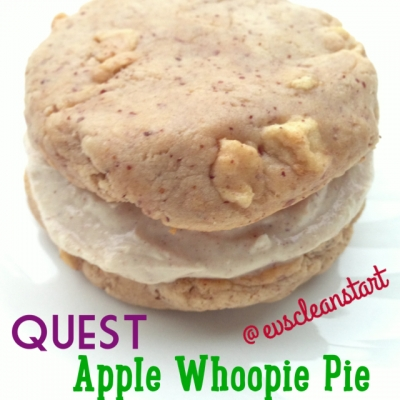 Quest Apple Whoopie Pie