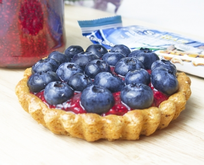 Quest Bar Berry Tart
