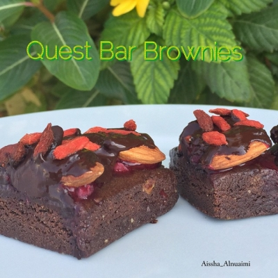Quest Bar Brownie