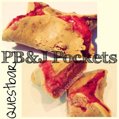 Quest Bar Pb&J Pockets