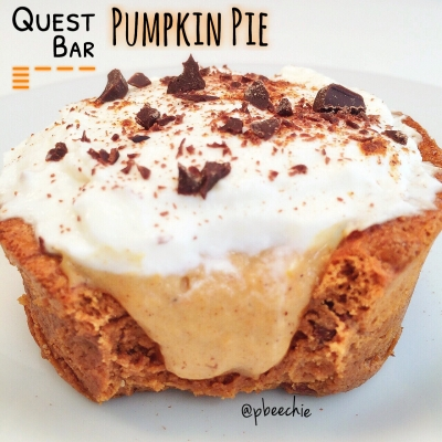 Quest Bar Pumpkin Pie