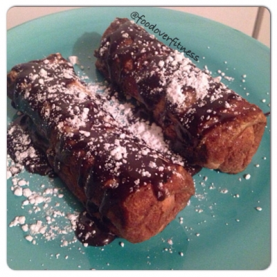 Questbar French Toast Churros