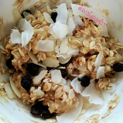 Quick & Easy Healthy Oatmeal