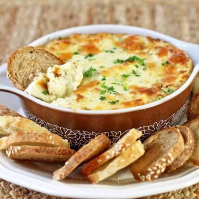Quick and Easy Crab Dip