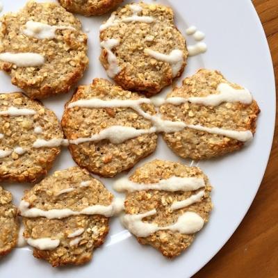 Quinoa Banana Cookies