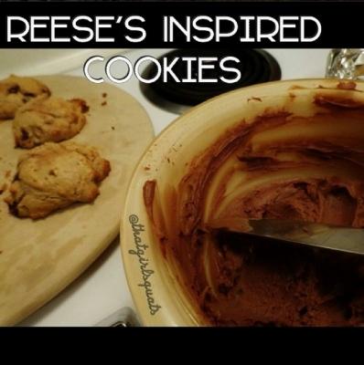 Reese'S Inspired Cookies