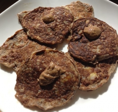 Satisfying Protein Pancakes