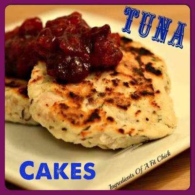 Simple Tuna Cakes