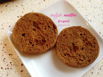 Single Serving Protein English Muffin Recipe