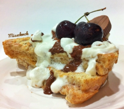 S'More French Toast
