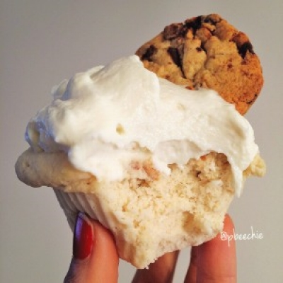 S'Mores Protein Mugcake