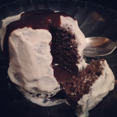 Special Dark Chocolate Mugcake