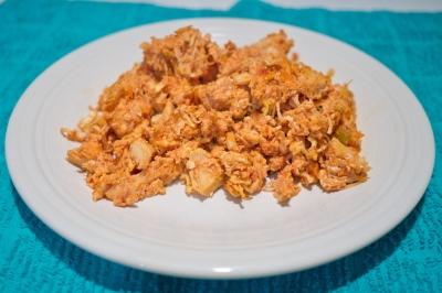 Spicy Breakfast Hash