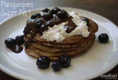 Super Fit Pancakes