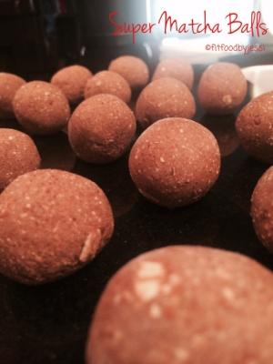Super Matcha Balls