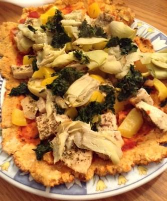 Superfood Pizza Crust